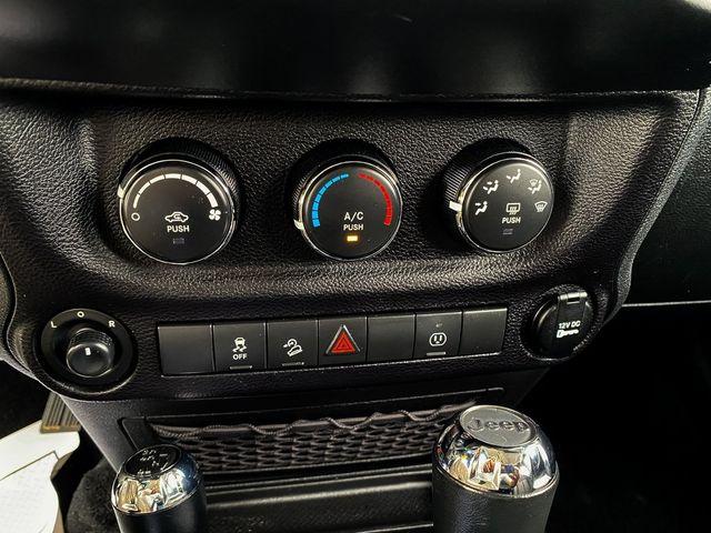 2017 Jeep Wrangler Unlimited Sahara Madison, NC 29