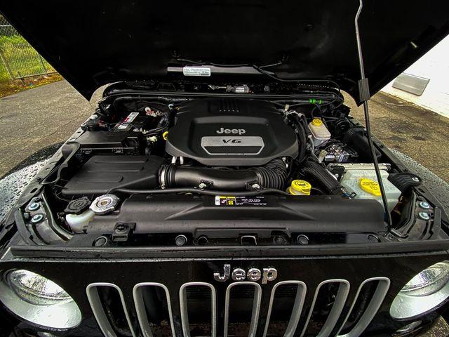 2017 Jeep Wrangler Unlimited Sahara Madison, NC 35