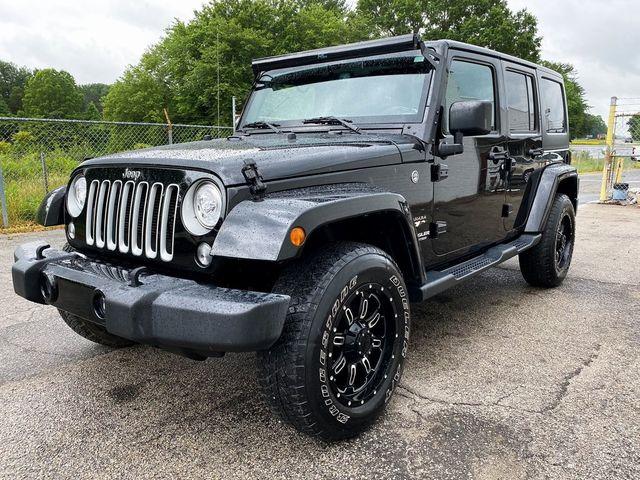 2017 Jeep Wrangler Unlimited Sahara Madison, NC 5