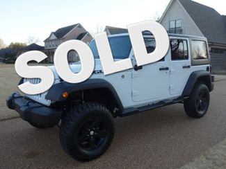 2017 Jeep Wrangler Unlimited Sport in Marion, AR 72364