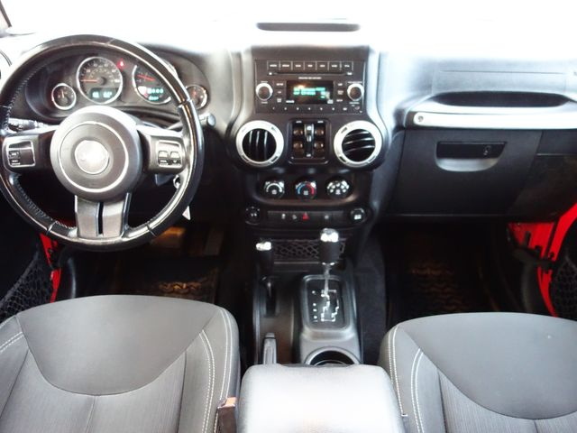 2017 Jeep Wrangler Unlimited Sahara in Marion, AR 72364