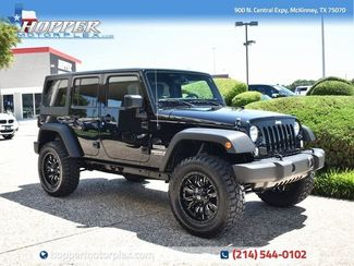 2017 Jeep Wrangler Unlimited Sport in McKinney, TX 75070