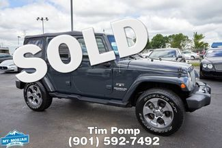 2017 Jeep Wrangler Unlimited Sahara | Memphis, Tennessee | Tim Pomp - The Auto Broker in  Tennessee