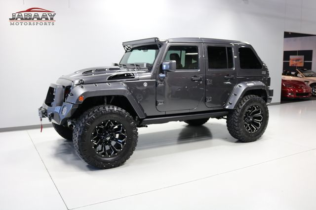 2017 Jeep Wrangler Unlimited Rubicon Merrillville, Indiana 37