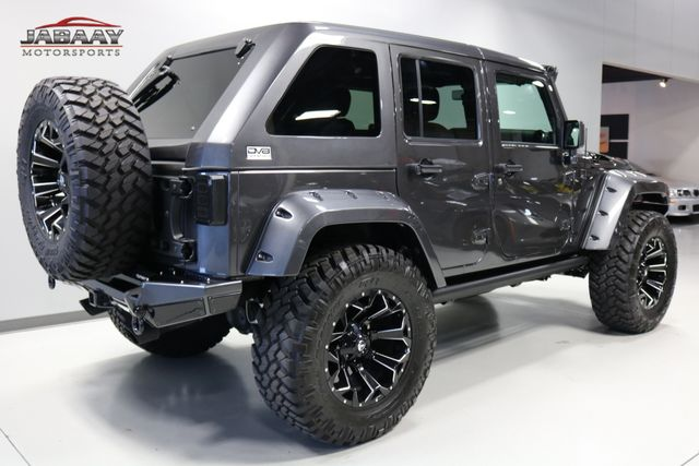 2017 Jeep Wrangler Unlimited Rubicon Merrillville, Indiana 4
