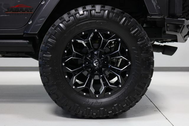 2017 Jeep Wrangler Unlimited Rubicon Merrillville, Indiana 62