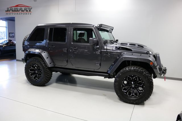 2017 Jeep Wrangler Unlimited Rubicon Merrillville, Indiana 58