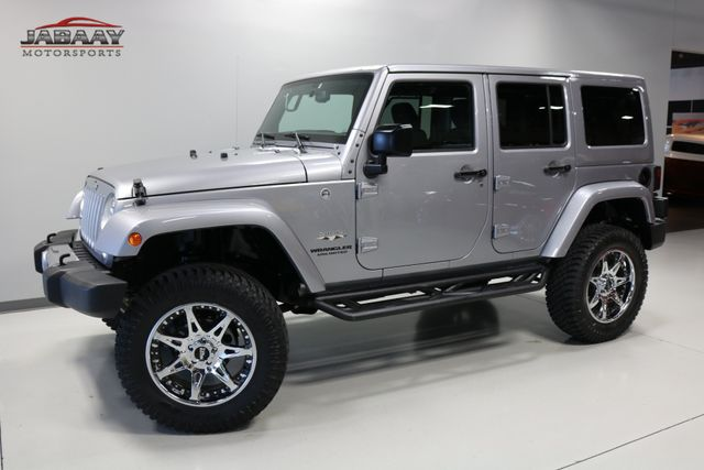 2017 Jeep Wrangler Unlimited Sahara Merrillville, Indiana 27