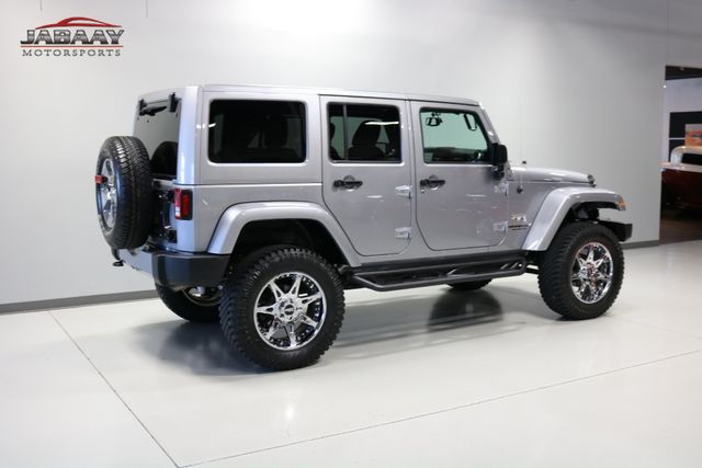 2017 Jeep Wrangler Unlimited Sahara Merrillville, Indiana 38