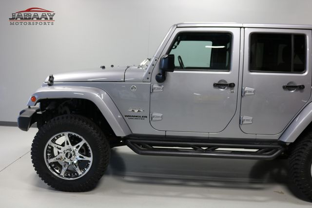 2017 Jeep Wrangler Unlimited Sahara Merrillville, Indiana 30