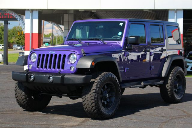 2017 Jeep Wrangler Unlimited Sport Mooresville , NC 2