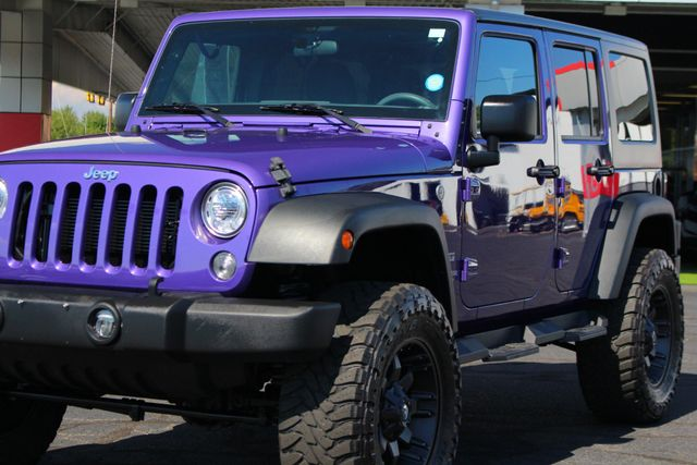 2017 Jeep Wrangler Unlimited Sport Mooresville , NC 3