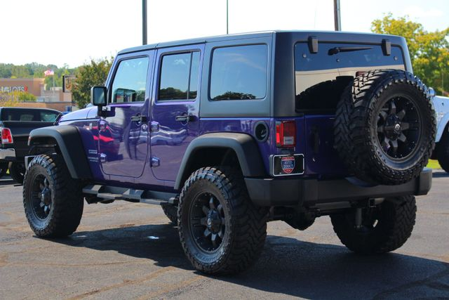 2017 Jeep Wrangler Unlimited Sport Mooresville , NC 5