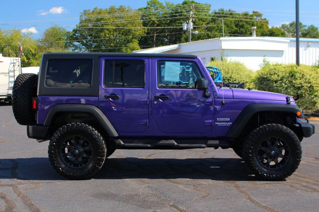 2017 Jeep Wrangler Unlimited Sport Mooresville , NC 8