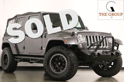 2017 Jeep Wrangler Unlimited Sahara in Mansfield