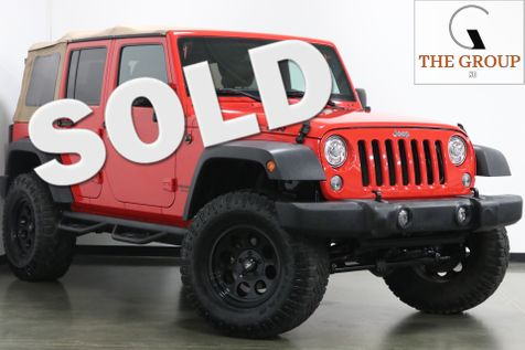 2017 Jeep Wrangler Unlimited Rubicon 4X4 in Mooresville