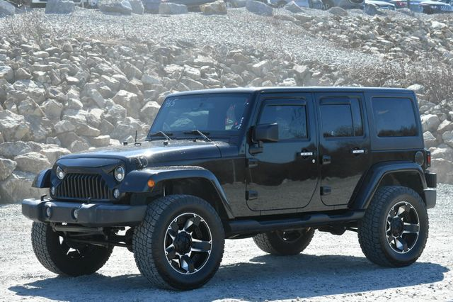 2017 Jeep Wrangler Unlimited Sport 4WD Naugatuck, Connecticut 2