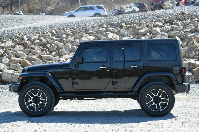 2017 Jeep Wrangler Unlimited Sport 4WD Naugatuck, Connecticut 3