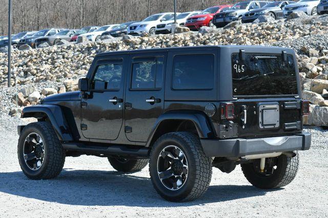 2017 Jeep Wrangler Unlimited Sport 4WD Naugatuck, Connecticut 4