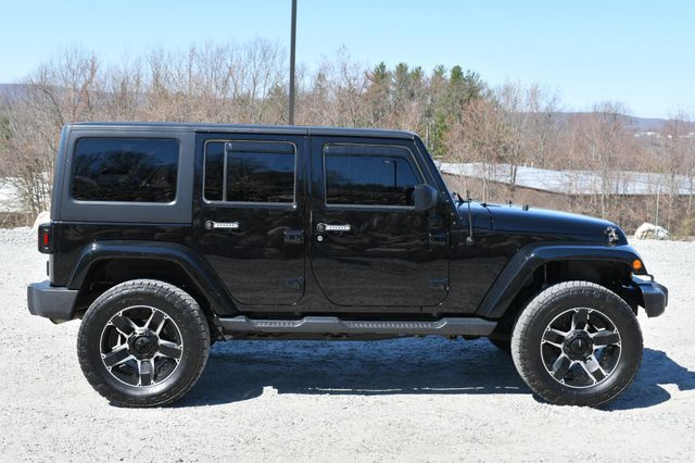 2017 Jeep Wrangler Unlimited Sport 4WD Naugatuck, Connecticut 7