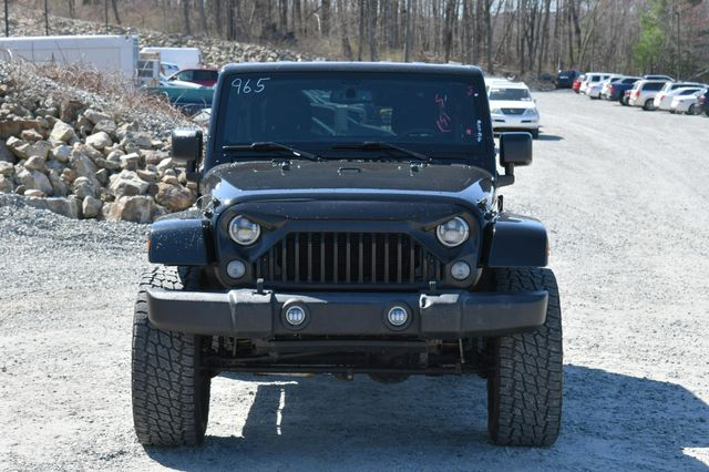 2017 Jeep Wrangler Unlimited Sport 4WD Naugatuck, Connecticut 9