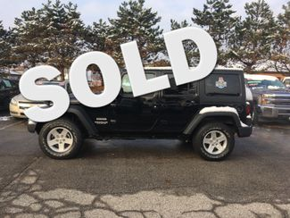 2017 Jeep Wrangler Unlimited Sport 4X4 Ontario, OH