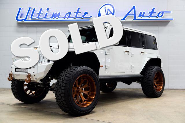 2017 Jeep Wrangler Unlimited Sport Custom
