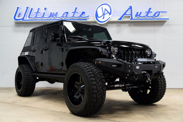 2017 Jeep Wrangler Unlimited Sport Custom Orlando, FL 6