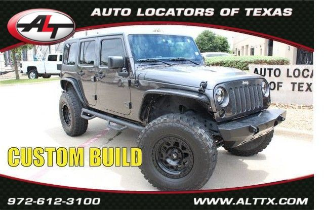 2017 Jeep Wrangler Unlimited Sport in Plano, TX 75093