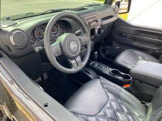 2017 Jeep Wrangler Unlimited CUSTOM LIFTED LEATHER HALF-DOORS  Plant City Florida  Bayshore Automotive   in Plant City, Florida