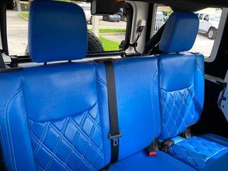 2017 Jeep Wrangler Unlimited SAHARA CUSTOM LIFTED HARDTOP WHITE OUT  Plant City Florida  Bayshore Automotive   in Plant City, Florida