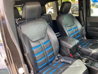 2017 Jeep Wrangler Unlimited BLACK N BLUE GRUMPER HARDTOP LEATHER 37S  Plant City Florida  Bayshore Automotive   in Plant City, Florida
