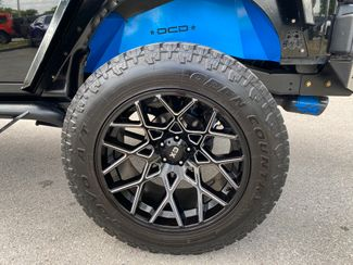 2017 Jeep Wrangler Unlimited BLACK N BLUE GRUMPER HARDTOP LEATHER 37S  Plant City Florida  Bayshore Automotive   in Plant City, Florida