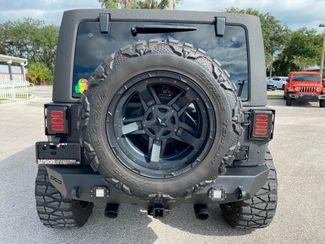 2017 Jeep Wrangler Unlimited RUBICON RHINO ARMOR BLACK OPS    Plant City Florida  Bayshore Automotive   in Plant City, Florida