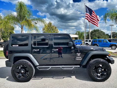 2017 Jeep Wrangler Unlimited CUSTOM BLACKOUT HARDTOP ROCKSTARS 35