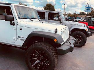 2017 Jeep Wrangler Unlimited Sport Riverview, Florida 14