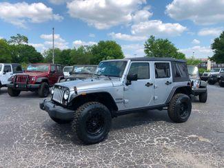 2017 Jeep Wrangler Unlimited Sport in Riverview, FL 33578