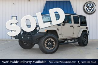 2017 Jeep Wrangler Unlimited Sahara in Rowlett