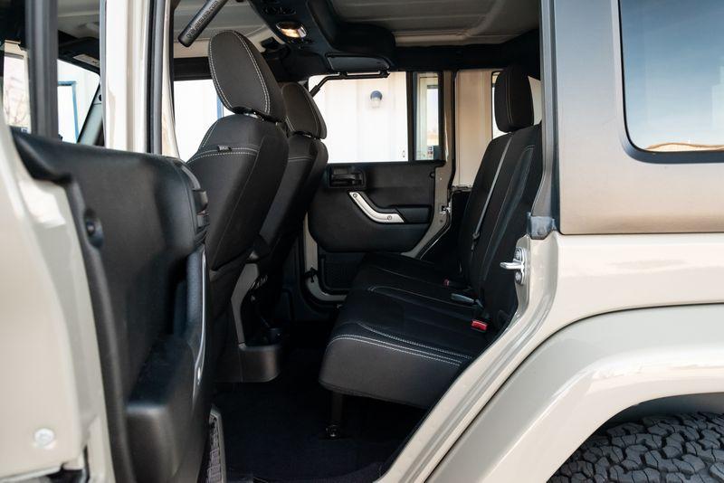 2017 Jeep Wrangler Unlimited Sahara in Rowlett, Texas