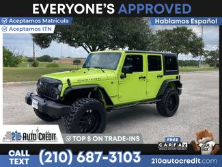 2017 Jeep Wrangler Unlimited Rubicon in San Antonio, TX 78237