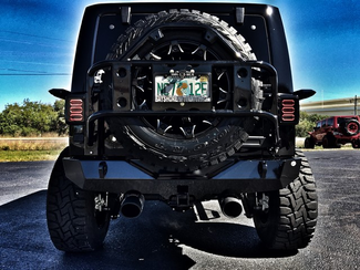 2017 Jeep Wrangler Unlimited  RUBICON GRUMPER 37S    Florida  Bayshore Automotive   in , Florida