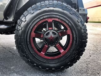 2017 Jeep Wrangler Unlimited GRANITE - FIRE RED CUSTOM BUILD   Florida  Bayshore Automotive   in , Florida