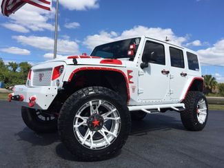 2017 Jeep Wrangler Unlimited RUBICON ARMOR LEATHER HARDTOP   Florida  Bayshore Automotive   in , Florida