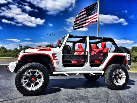 2017 Jeep Wrangler Unlimited RUBICON ARMOR LEATHER HARDTOP in , Florida