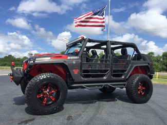 2017 Jeep Wrangler Unlimited BAD BOY CUSTOM LIFTED LEATHER HARDTOP   Florida  Bayshore Automotive   in , Florida