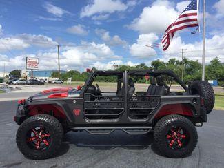 2017 Jeep Wrangler Unlimited BAD BOY CUSTOM LIFTED LEATHER HARDTOP   Florida  Bayshore Automotive   in , Florida