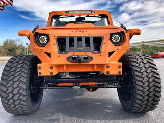 2017 Jeep Wrangler Unlimited ORANGE CRUSH RUBICON GRUMPER 488 YUKON   Florida  Bayshore Automotive   in , Florida