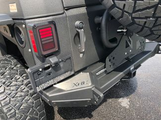 2017 Jeep Wrangler Unlimited RUBICON SLANTBACK LINE X FAB FOURS GRUMPER LEATHER   Florida  Bayshore Automotive   in , Florida