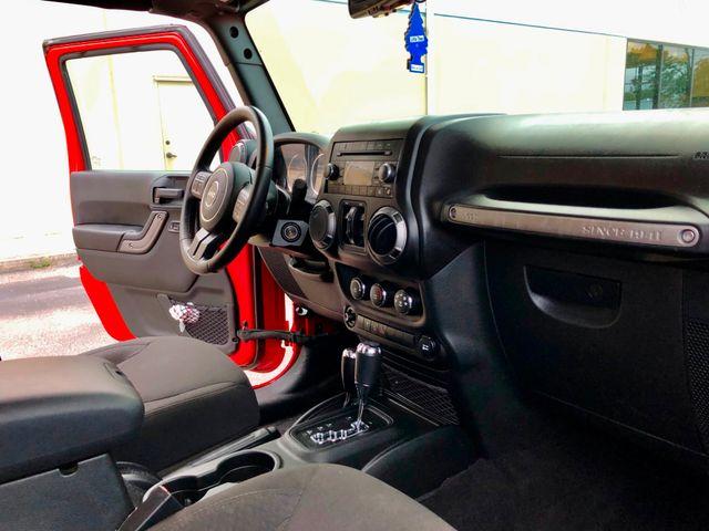 2017 Jeep Wrangler Unlimited Sport Tampa, Florida 12
