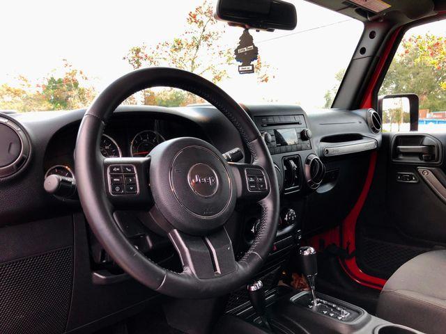 2017 Jeep Wrangler Unlimited Sport Tampa, Florida 14